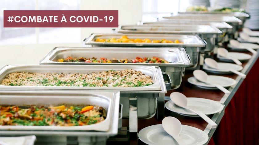 Juiz de Curitiba indefere pedido para restaurante funcionar no sistema self service