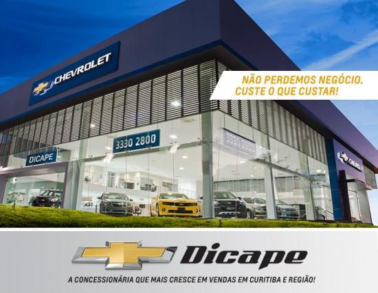 Dicape - Chevrolet Veículos