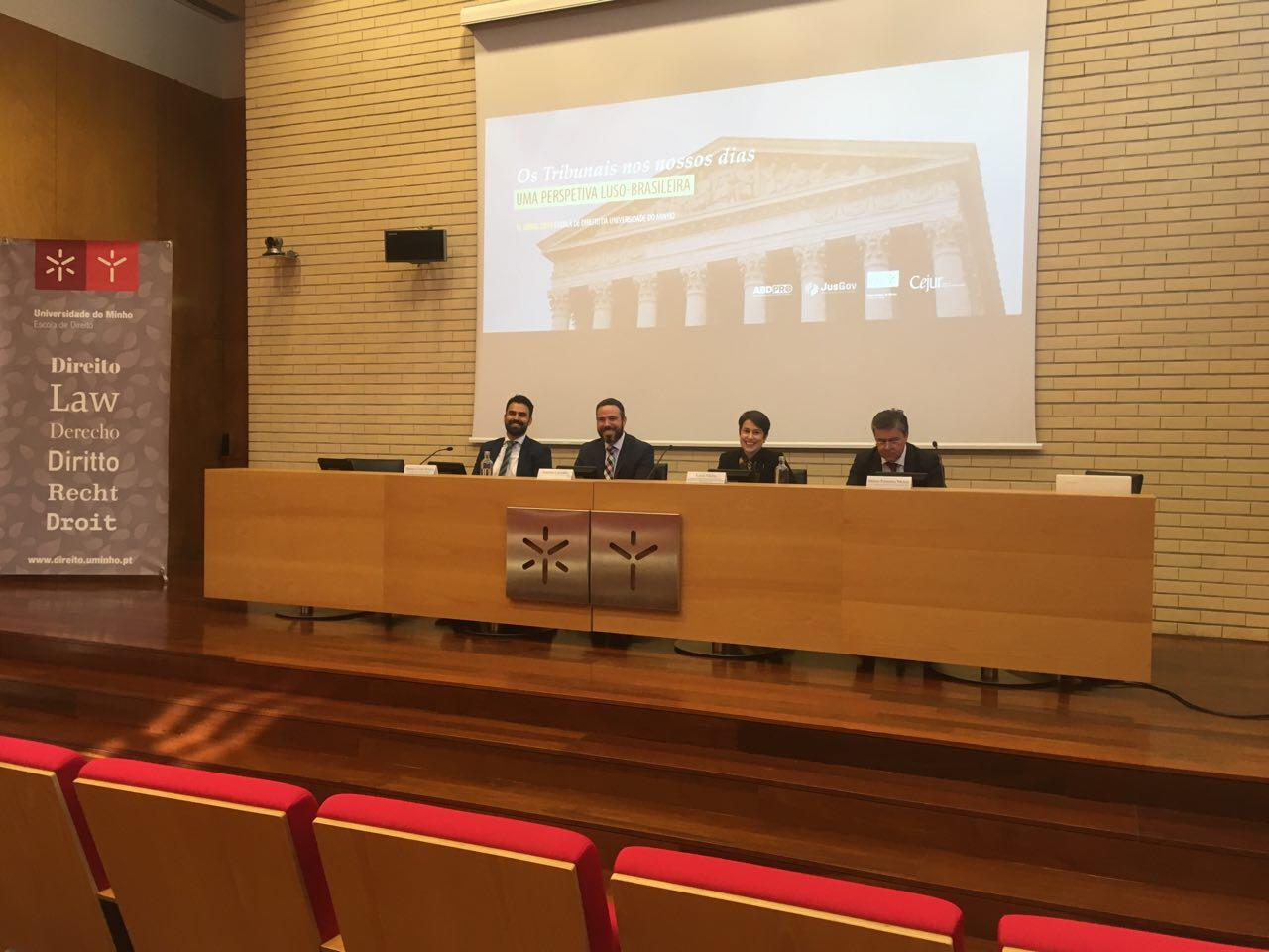 Diretor da AMAPAR palestra em evento realizado em Portugal