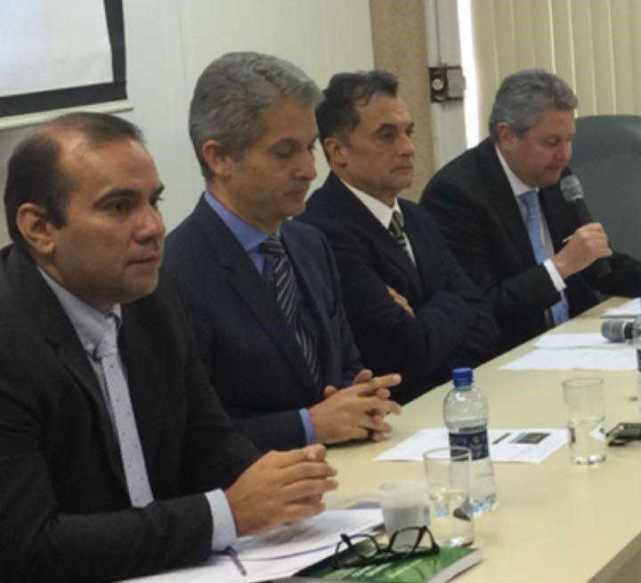 EMAP proporciona debates de alto nível sobre as alterações na Lei de Introdução às Normas do Direito Brasileiro