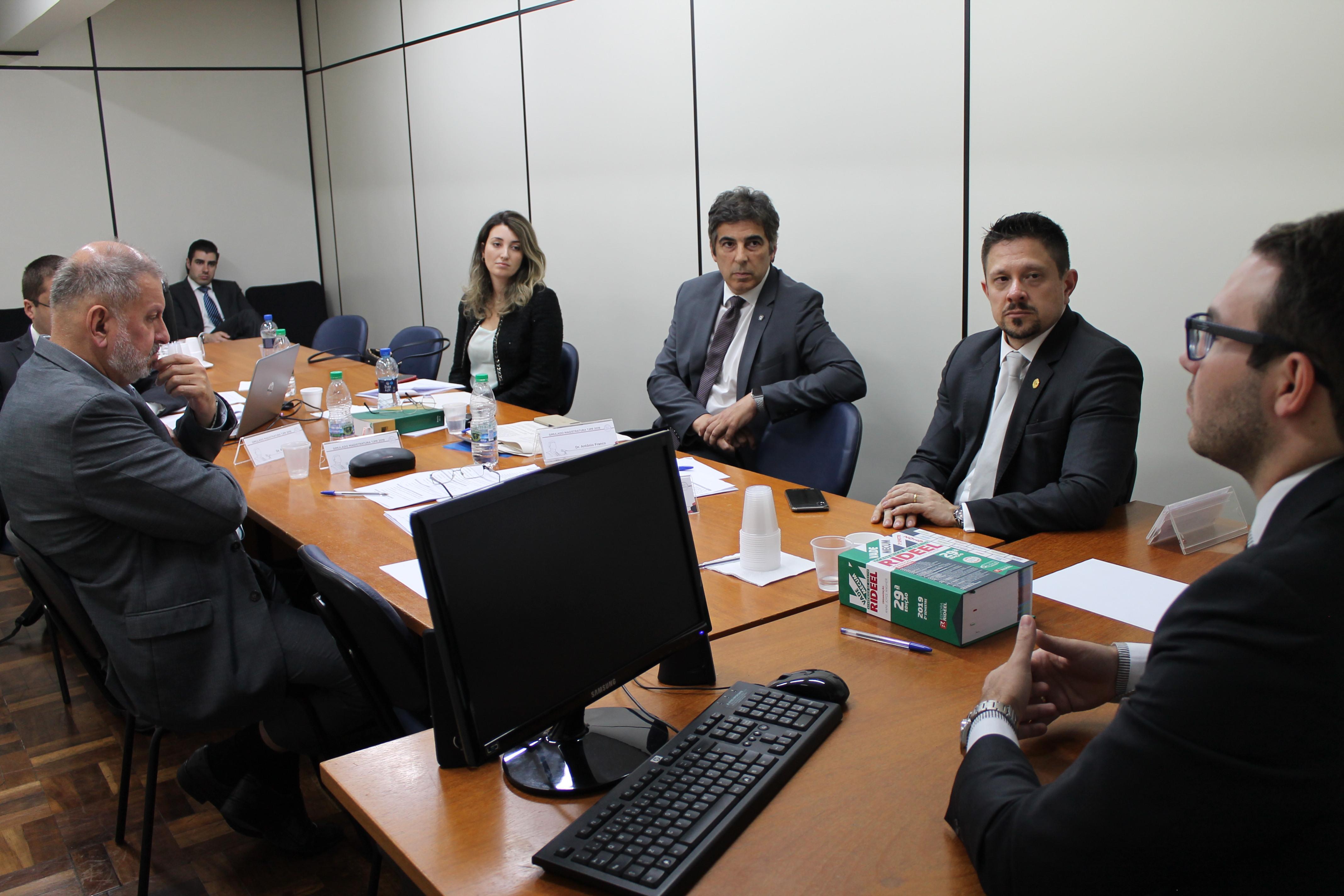 Na vanguarda, EMAP realiza grande simulado para 60 candidatos que farão a temida prova oral de ingresso à magistratura