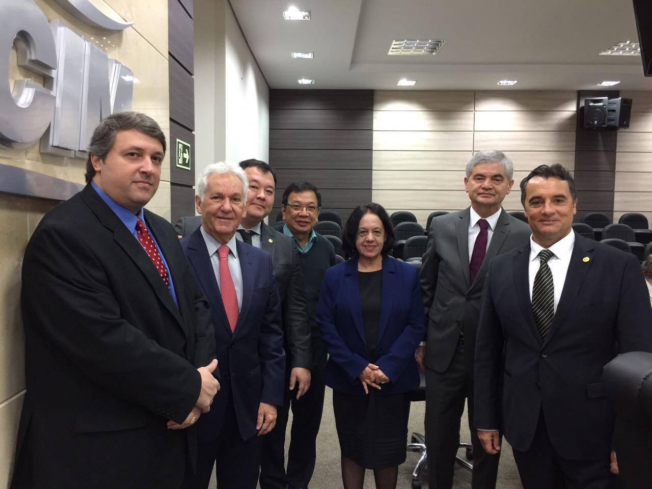 """Representantes da AMAPAR e da EMAP destacam a qualidade do 2º ciclo da """"Academia da Magistratura"""""""