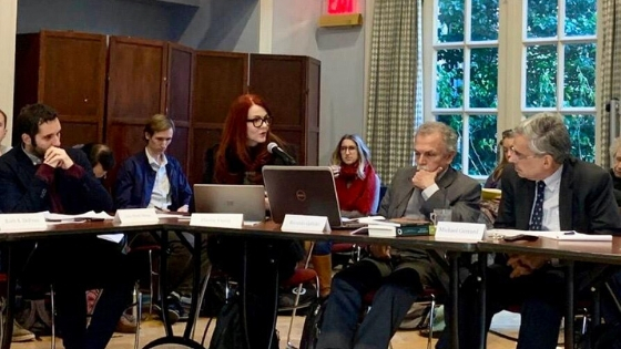 Juíza paranaense fala em encontro sobre Meio Ambiente na Universidade de Columbia (Nova York)