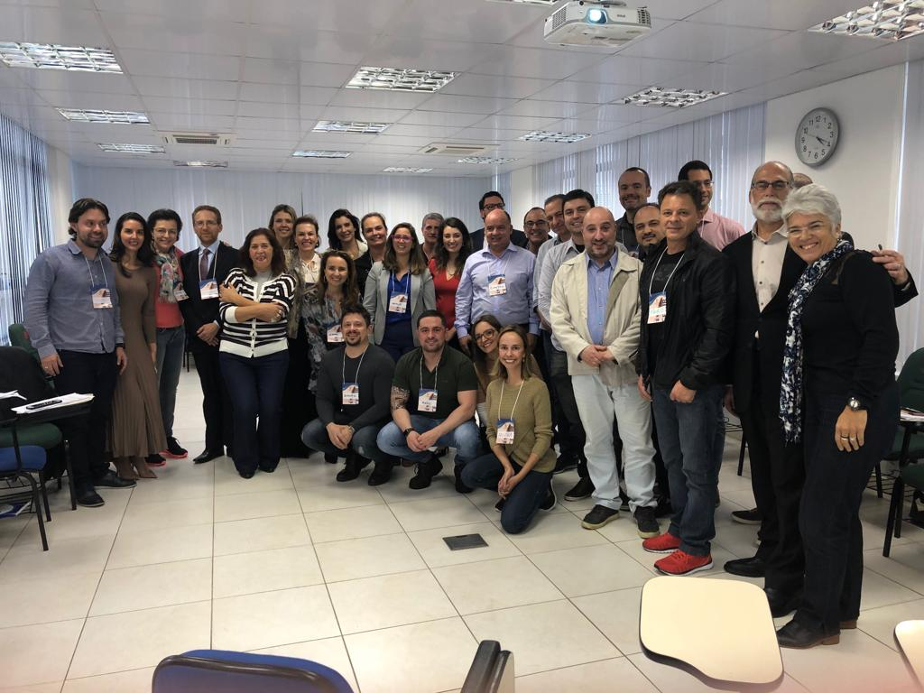 Magistrados do Paraná relatam à AMAPAR a experiência durante o curso de formação de formadores da ENFAM