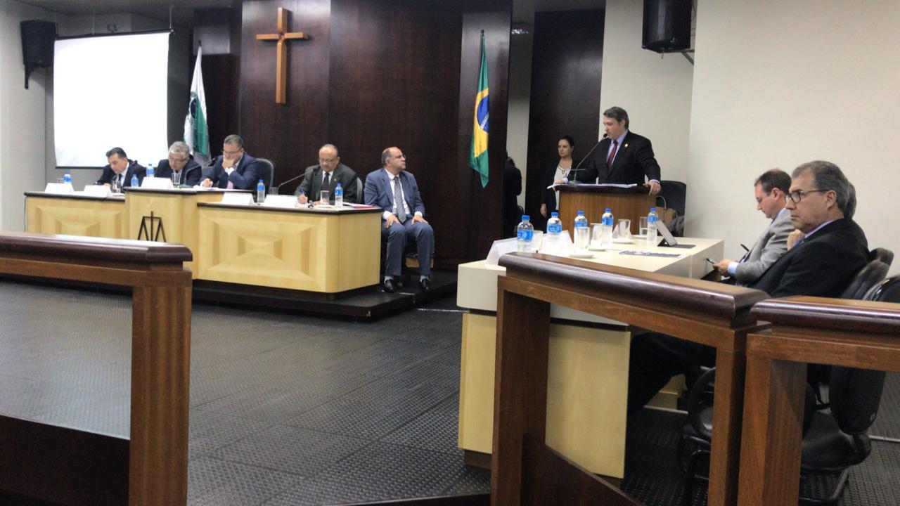 AMAPAR participa do segundo ENCORAJ em Maringá