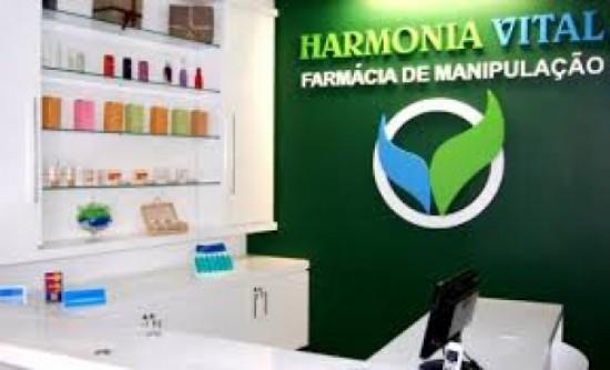 Harmonia Vital - Farmácia de Manipulação