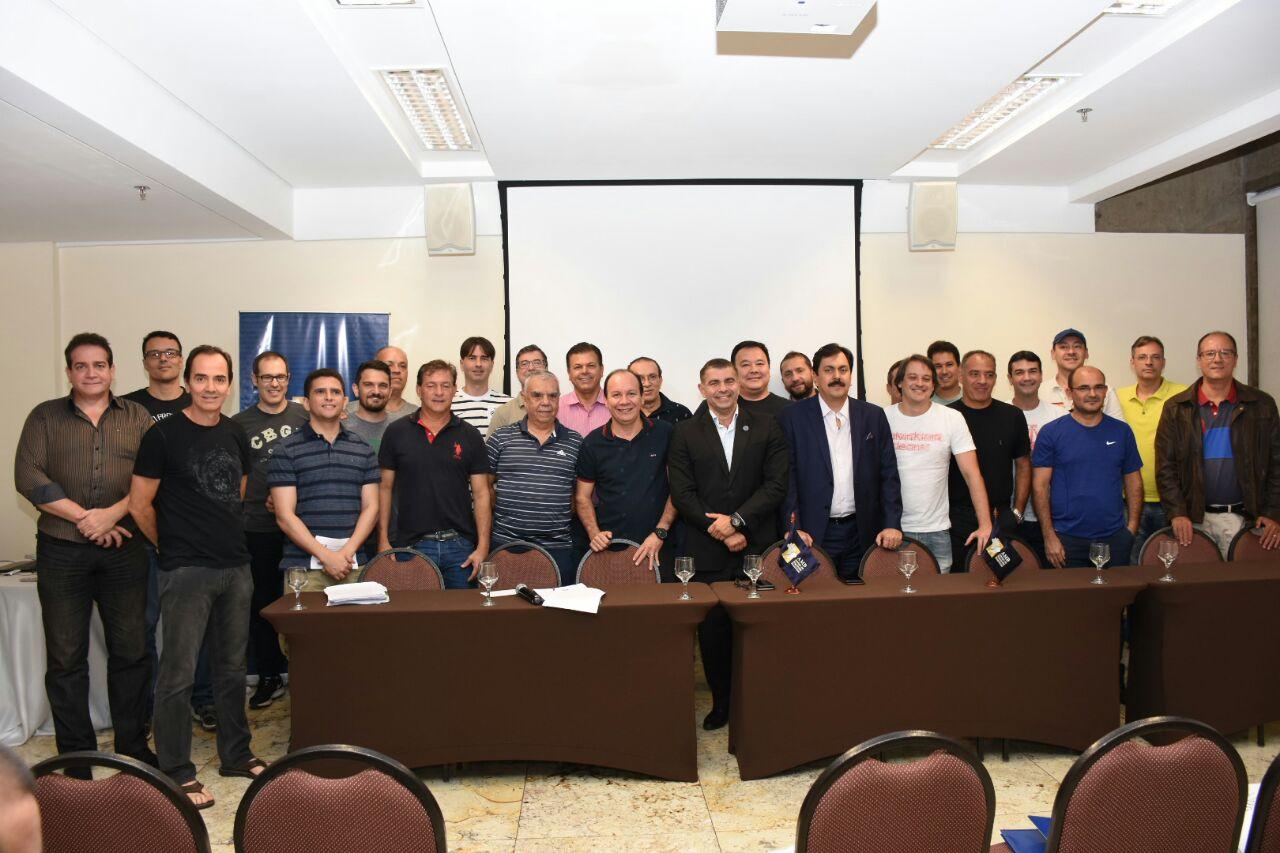Presidente da AMAPAR destaca a importância de ampla participação da magistratura nos Jogos Nacionais em Fortaleza (CE), no final de outubro