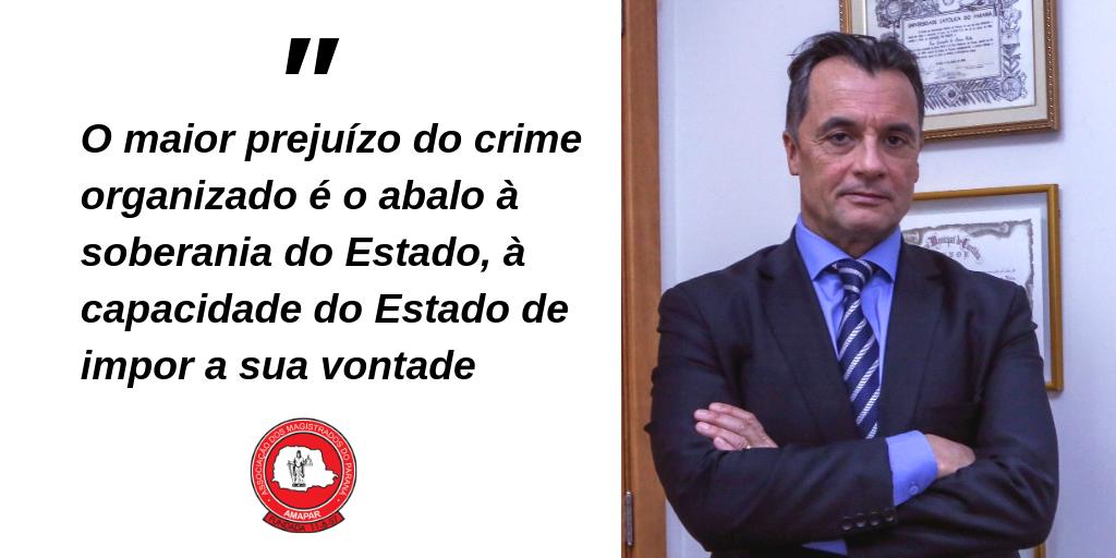 Confira a entrevista do diretor-geral da EMAP, José Laurindo de Souza Netto, ao jornalista Alexandre Garcia