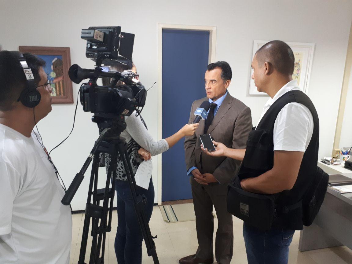 """""""Temos uma violência endêmica, uma verdadeira disfunção social"""", destacou o diretor-geral da EMAP durante palestra no Ceará"""