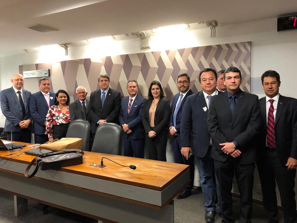 CCJ do Senado aprova de forma unânime a indicação do desembargador Luiz Fernando Tomasi Keppen para o CNJ