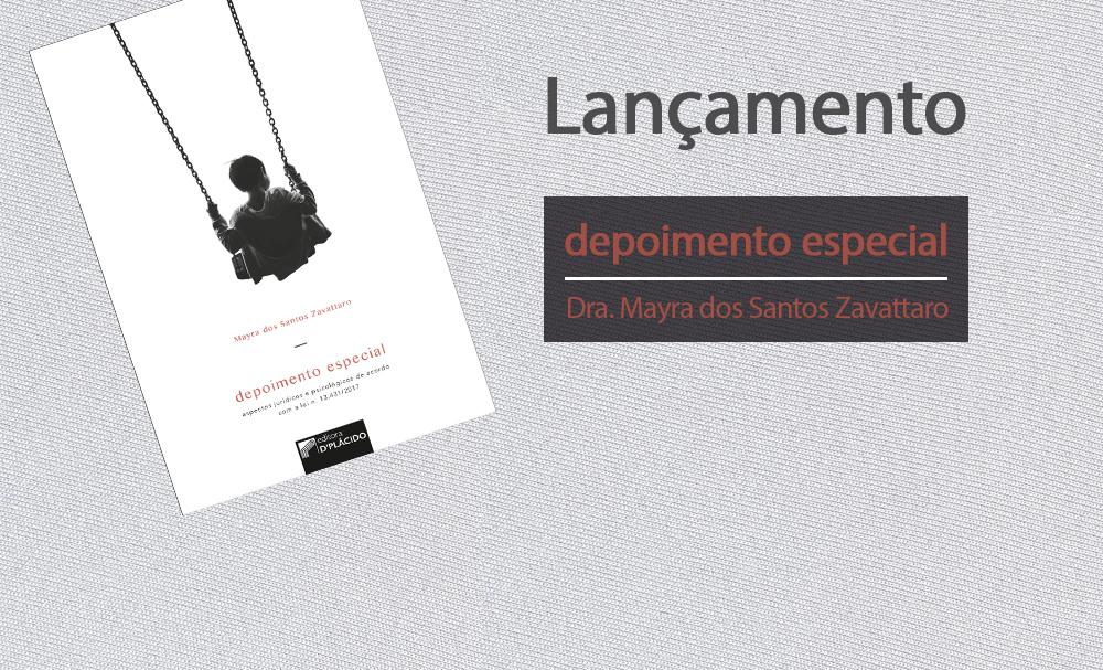 Juíza Mayra Zavattaro fala à AMAPAR sobre o lançamento de livro dedicado aos depoimentos especiais