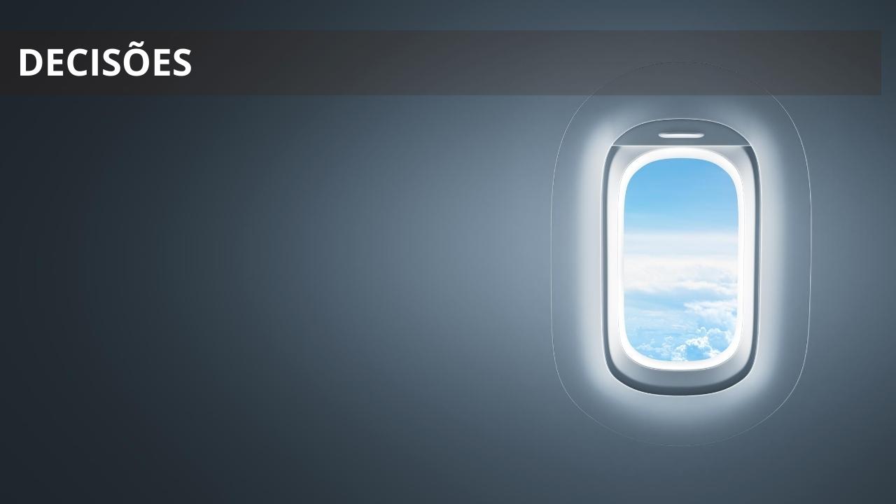 Malha aérea - Juiz de Faxinal determina que a Azul prorrogue o prazo de utilização de vouchers de viagens