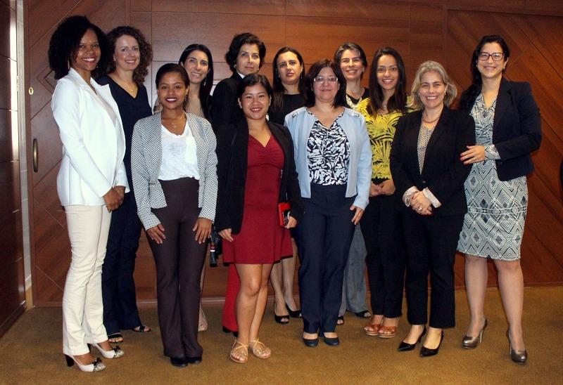 Grupo de Estudos Interinstitucional de Gênero discute representatividade da mulher em órgãos da Justiça e MP
