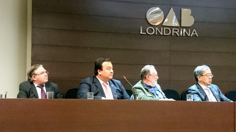 Imprensa destaca audiência pública em Londrina que discutiu o rezoneamento eleitoral