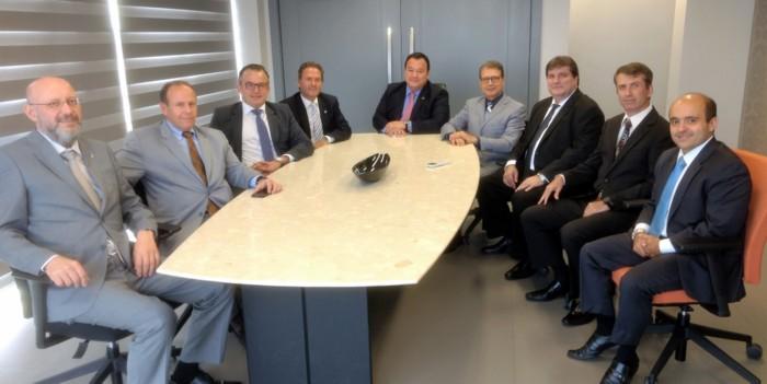 Presidente da AMAPAR destaca receptividade por parte da nova comissão de obras do TJ-PR