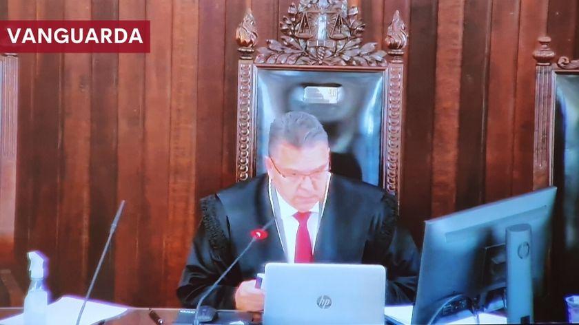 Membros da cúpula rendem elogios à magistratura paranaense durante a histórica primeira sessão por videoconferência do Órgão Especial do TJPR