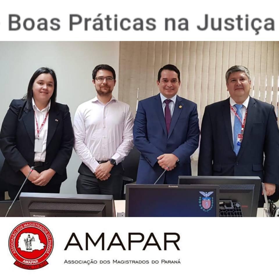 Consulado Paraguaio auxilia Justiça em São Miguel do Iguaçu - Pr