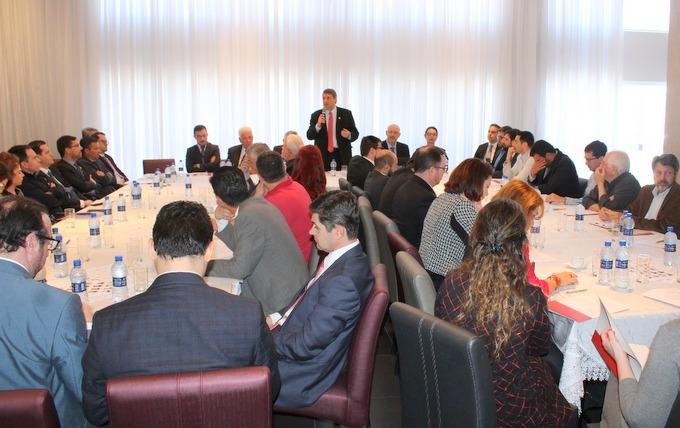 AMAPAR faz reunião de diretoria que marca os primeiros 100 dias da atual gestão