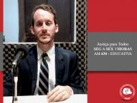 Características e regulamentação jurídica de startups são tema do Justiça Para Todos
