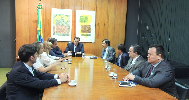 LEGISLATIVO - Reforma da Previdência rende reuniões da diretoria da AMB com Rodrigo Maia e demais parlamentares