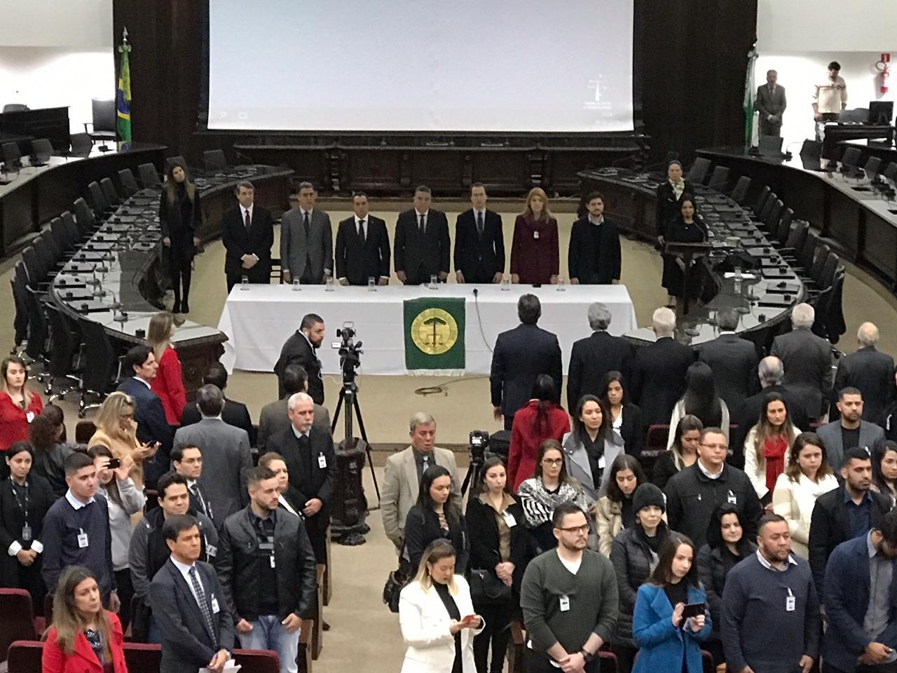 "AMAPAR prestigia abertura do projeto ""Rolê Cívico"""