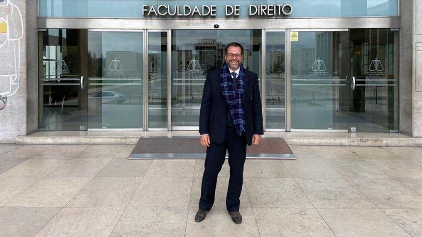 Magistrado do TJPR se destaca nas celebradas universidades portuguesas