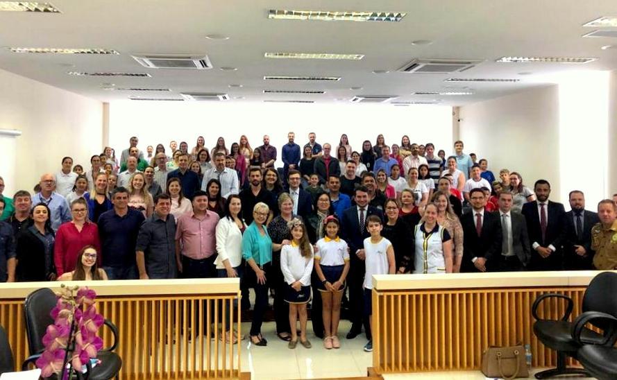 Comarca de São Miguel do Iguaçu faz audiência para efetivar o Programa Criança e Adolescente Protegidos