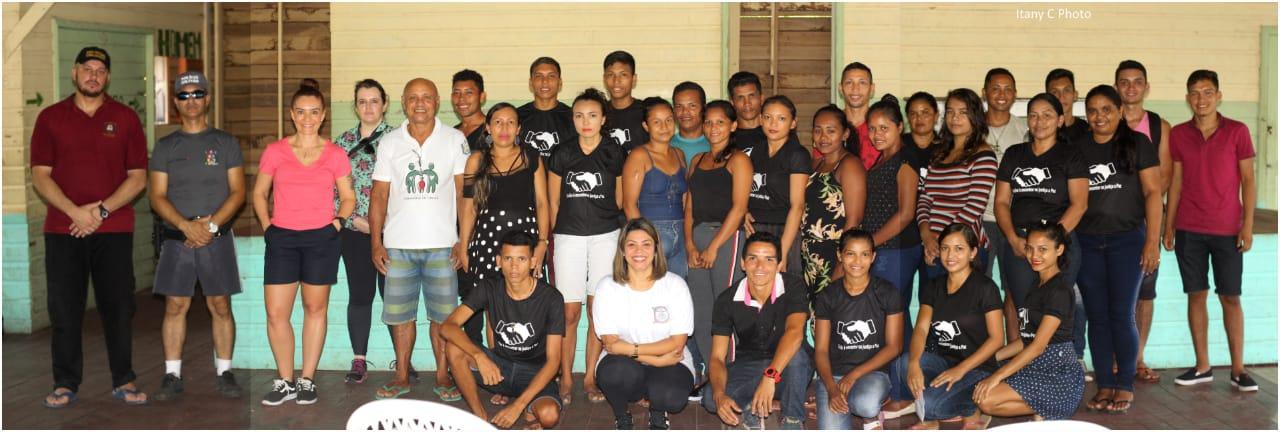Juíza Sígret Vianna faz relato emocional ao acompanhar in loco um projeto de cidadania na região da Amazônia