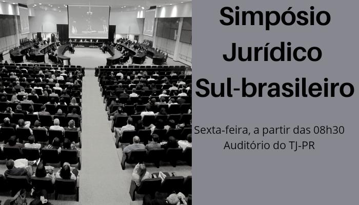 Promovido pela AMAPAR, EMAP e TJ-PR, simpósio abordará o fomento comercial na visão do Judiciário