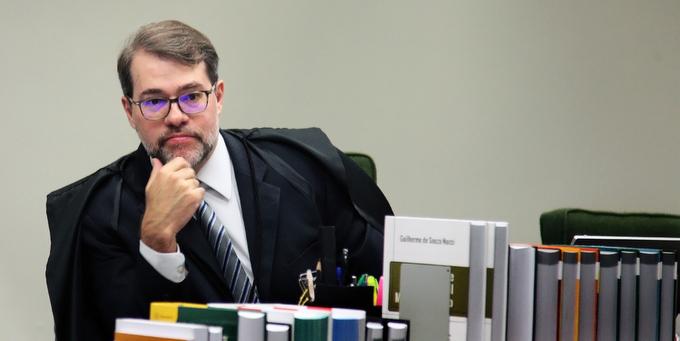 Publicidade da diminuição do acervo é destacada pelo ministro Dias Toffoli, ao divulgar relatório dos oito anos de STF