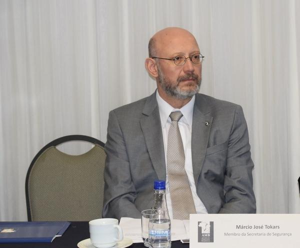 Juiz Márcio Tokars integra comissão da AMB para aprimorar a renovação do registro de armas para magistrados