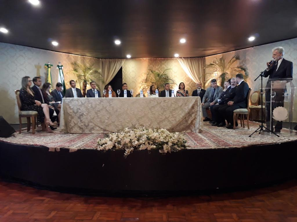 Representante da AMAPAR destaca vantagens com a inauguração de usina fotovoltaica em Paranavaí
